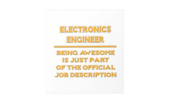 Electronics Engineer .. Job