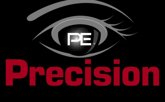 Electronic Logo For precision