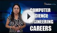 CAREERS IN CSE –COMPUTER SCIENCE ENGINEERING,GATE